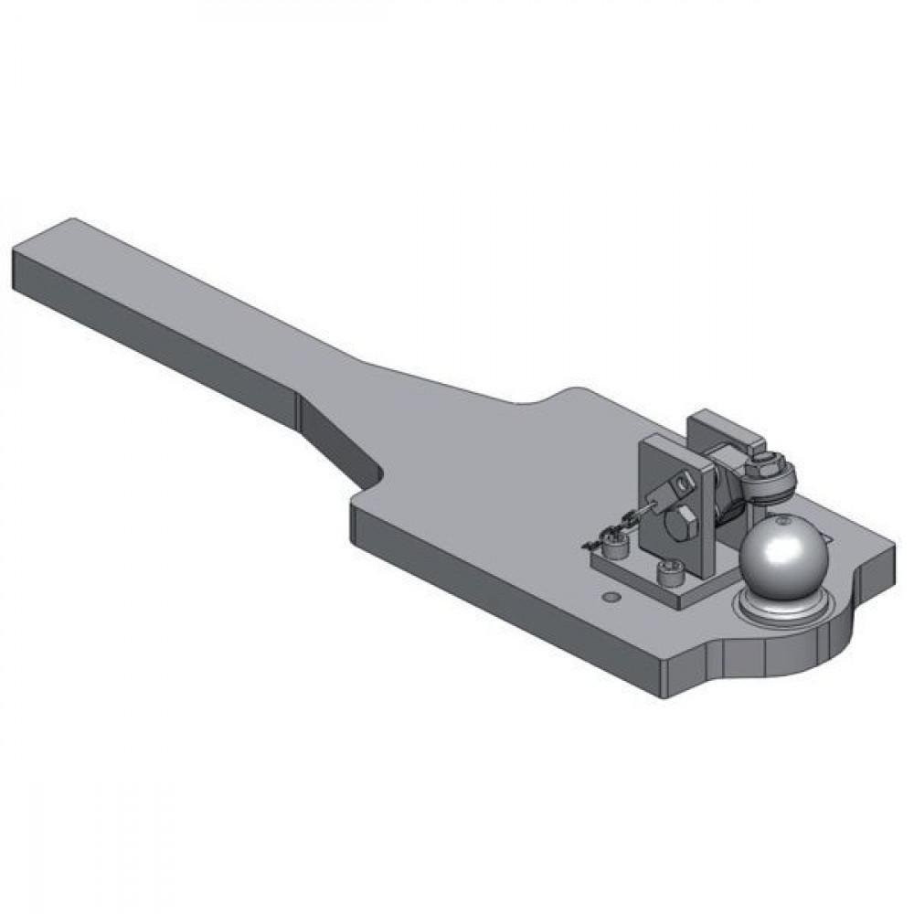 Scharmüller Draagplaat K80 - 009610200A01 | 990 mm | 396 mm | Scharmüller | 84,1 kN