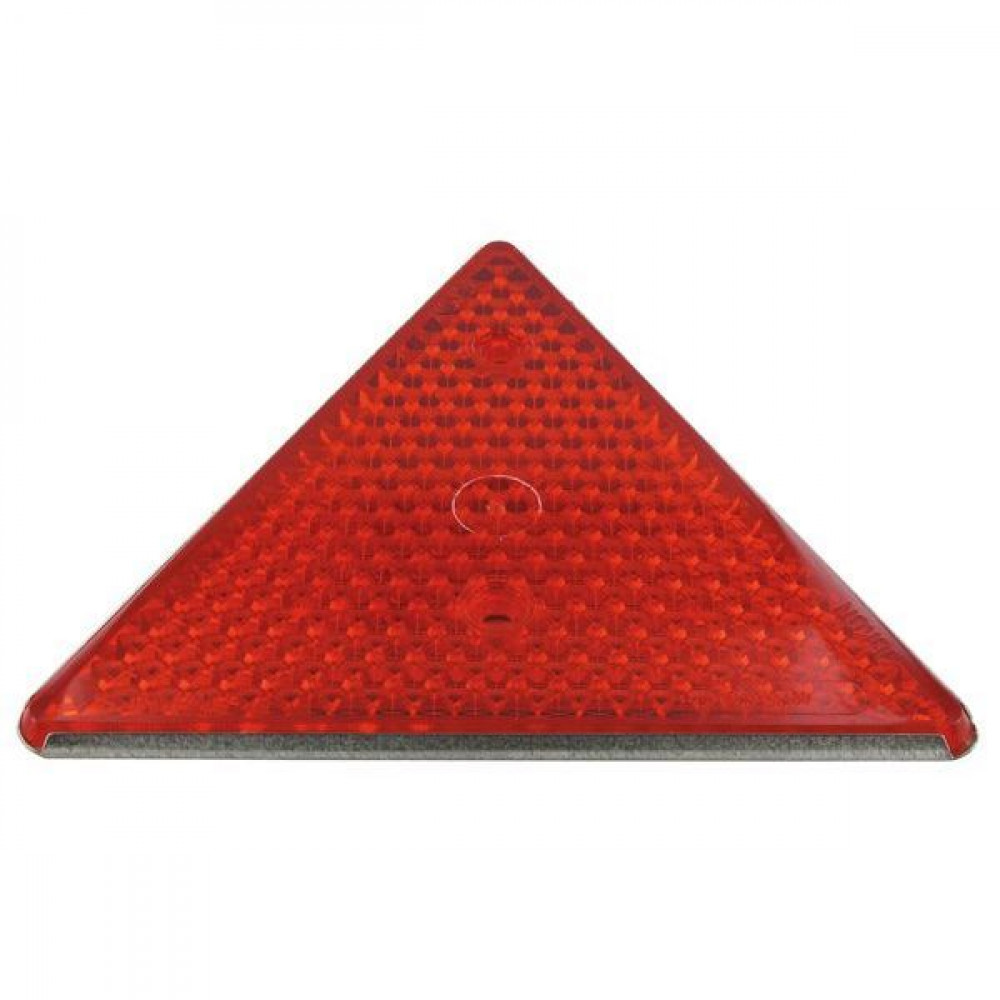 Jokon Driehoekreflektor - 320003000 | Universeel toepasbaar | DR 101 | verzinkte grondplaat | 70 mm | 157x138 mm