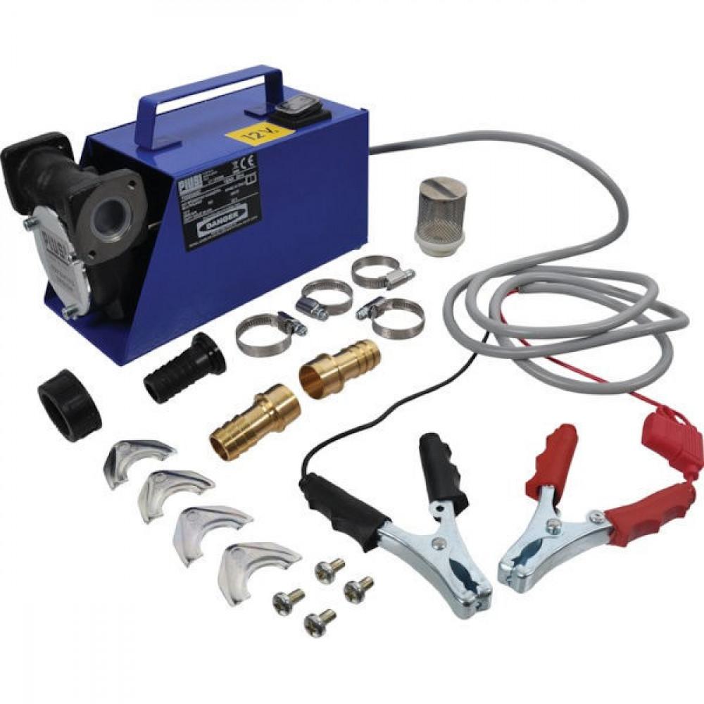 Piusi Dieselpomp Lenea Blue - F0022302C | 2.900 Rpm | 50 l/min | 1.5 bar | 2 4 m | 30 min | 3/4 Inch