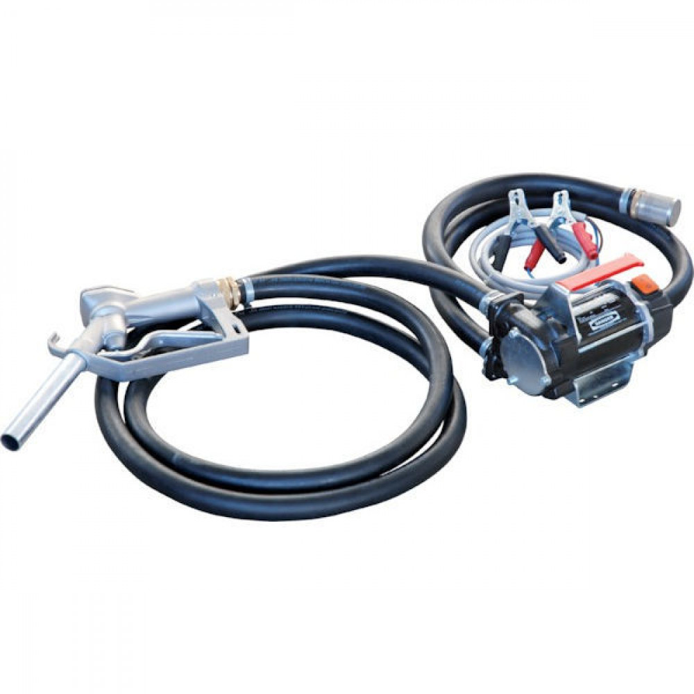 Piusi Dieselpomp drum 3000 24V - F0022600C | 2.900 Rpm | 50 l/min | 1.5 bar | 2-4 m | 30 min | 3/4 Inch
