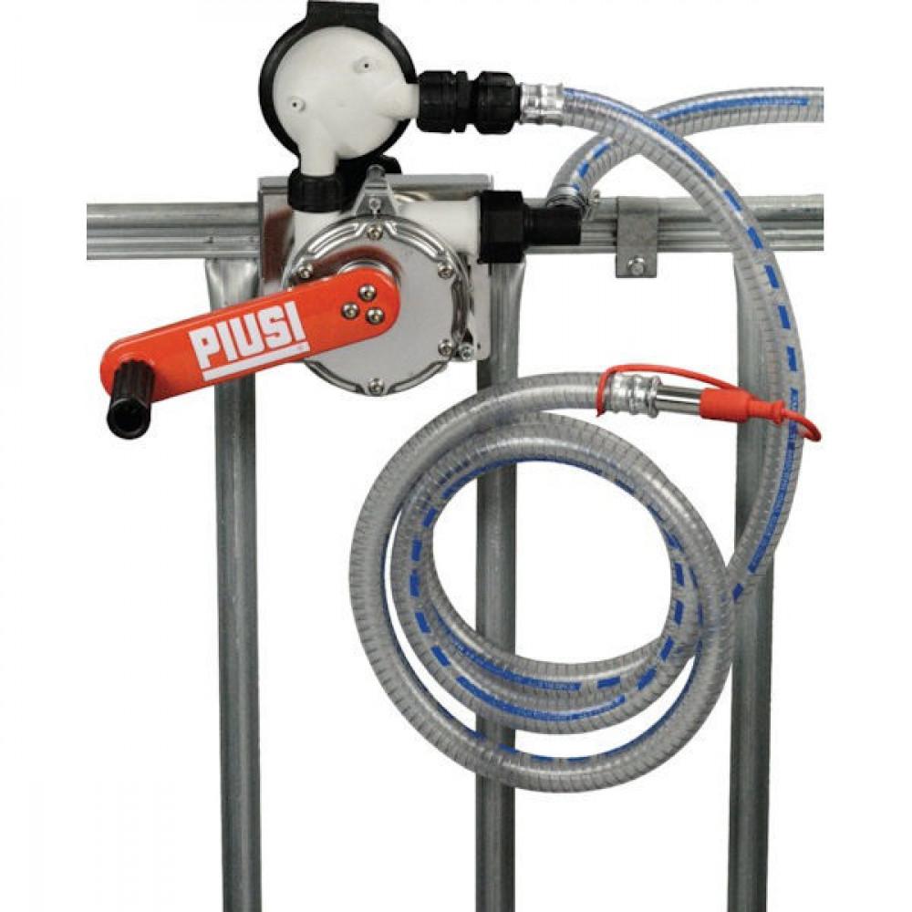 Piusi Hand pomp AdBlue + filter - F00332B10 | 3/4 Inch | 3/4 Inch | 300x300x180 mm | 0.38 l