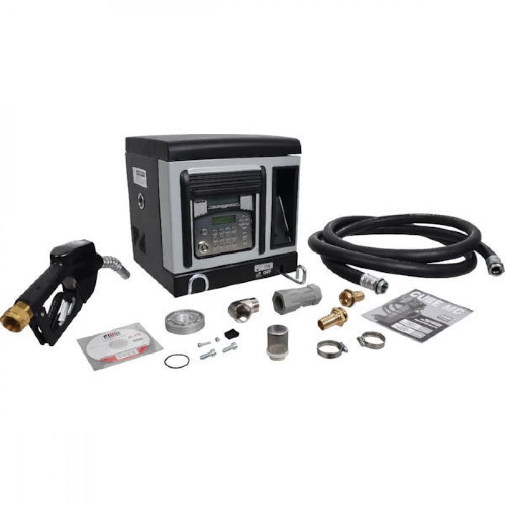 Piusi Dieselpomp Cube 70 MC - F0059400C | 2.900 Rpm | 70 l/min | 1 1.5 bar | 2-4 m | 1 Inch