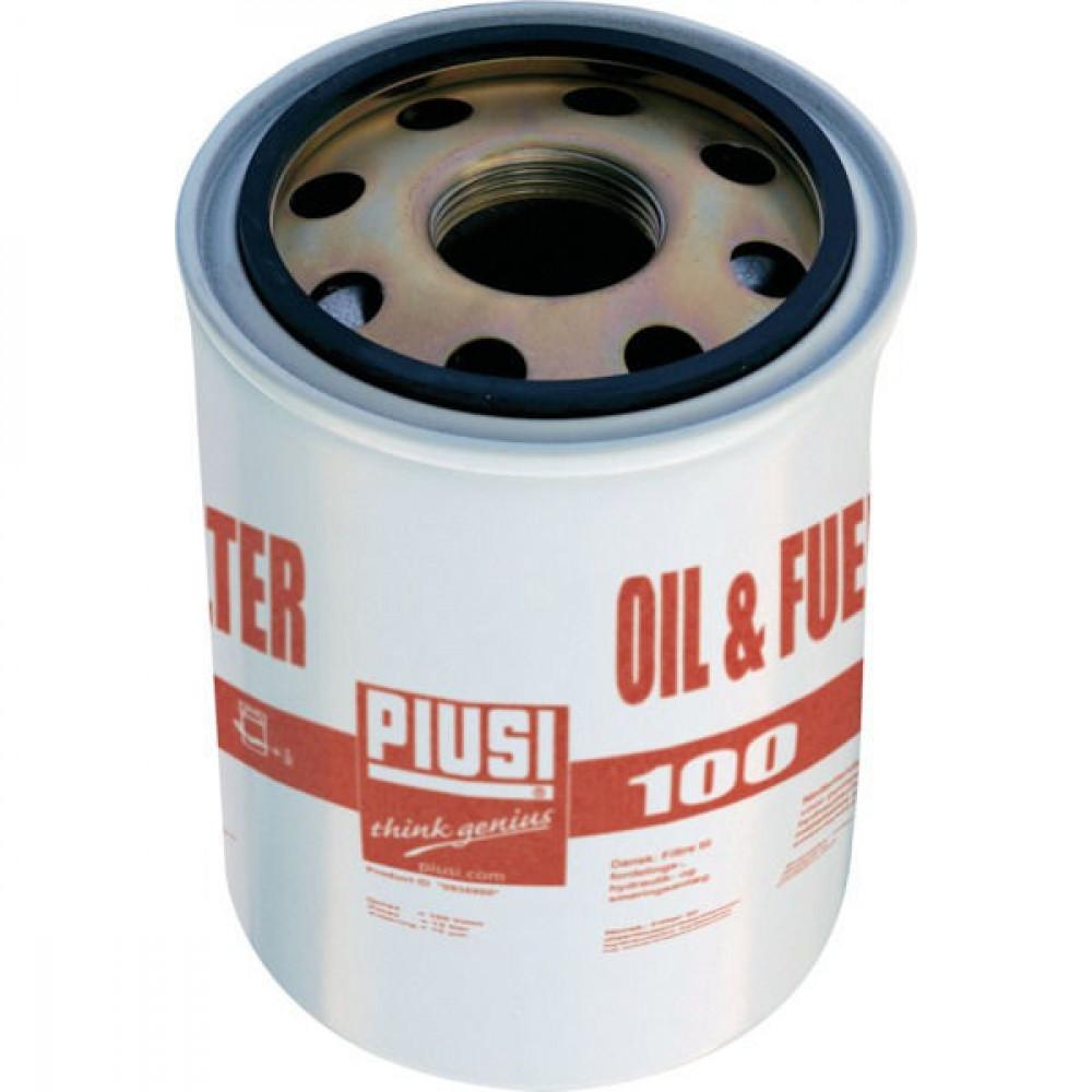 """Piusi Patroon 10 micron 3/4"""" - F16483010   3/4"""" BSP Inch   12 bar   10 µm   139 mm   60 l/min"""