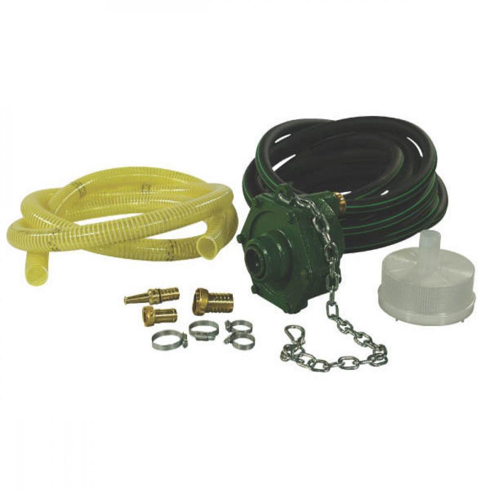 Ferroni Rollenpomp ML 20 + kit - FE401B | 25 bar | 700 Rpm | 5,5 Hp | 180 l/min