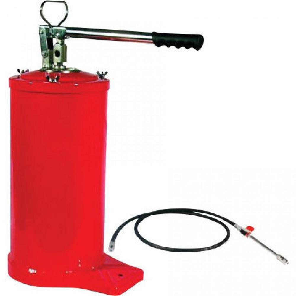 Bonezzi Vatpomp v. vet 16 kg - FP15016 | Met greep | Zonder CE-merk | 225 mm | 700 bar | 650 mm | 30 min