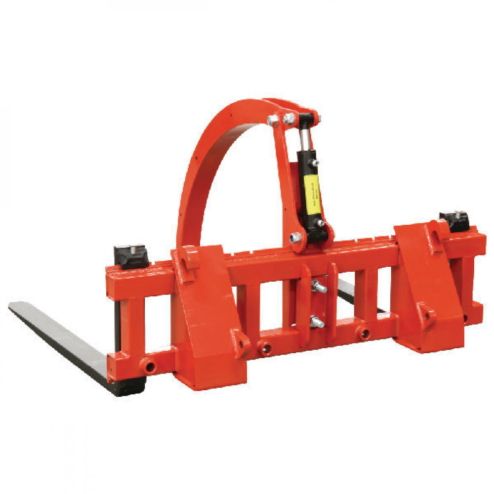 xx Wood grab/holder, hydraulic - FT3210