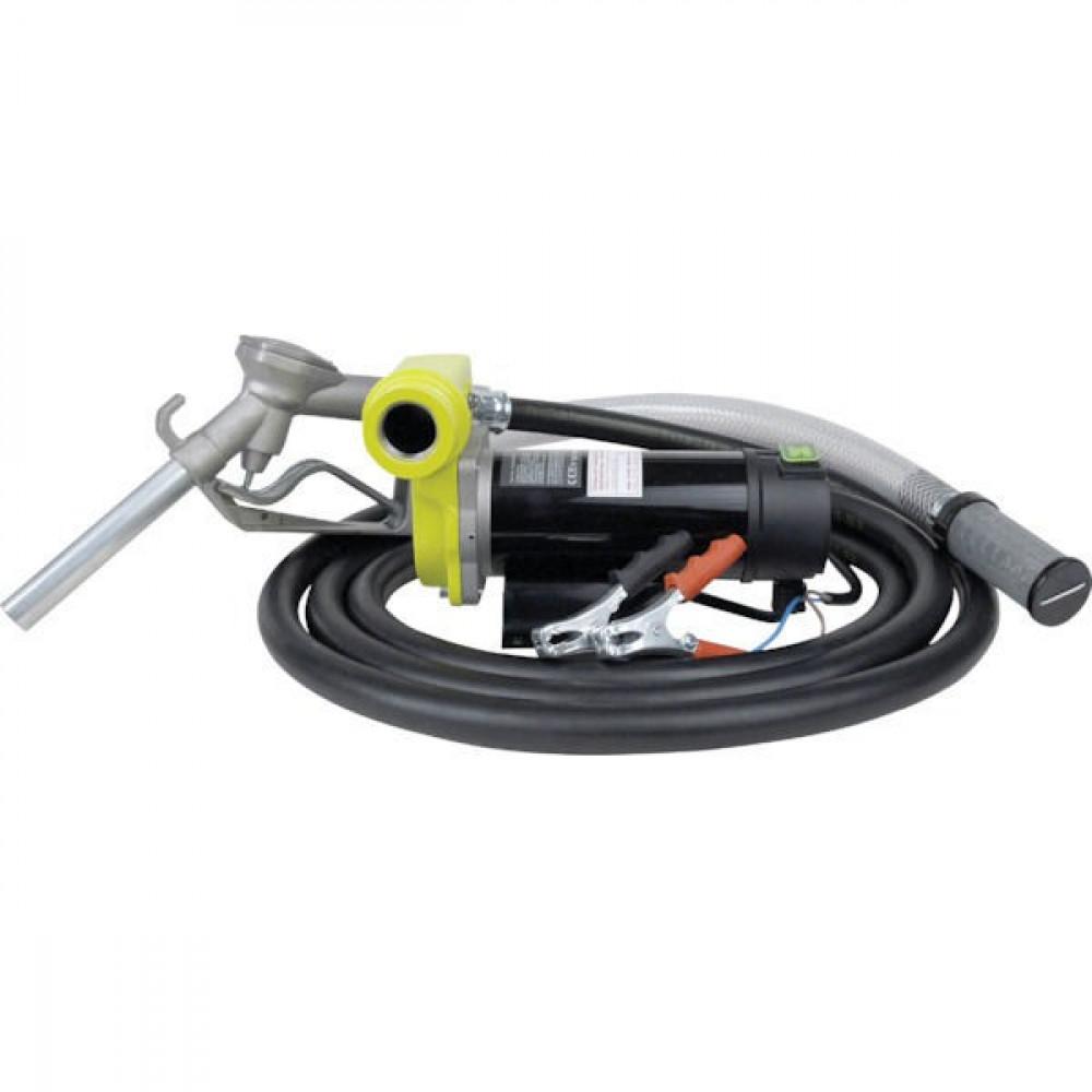 Tecalemit Elektropomp 24 V basisset - G50242GS | 53 l/min | 2 m