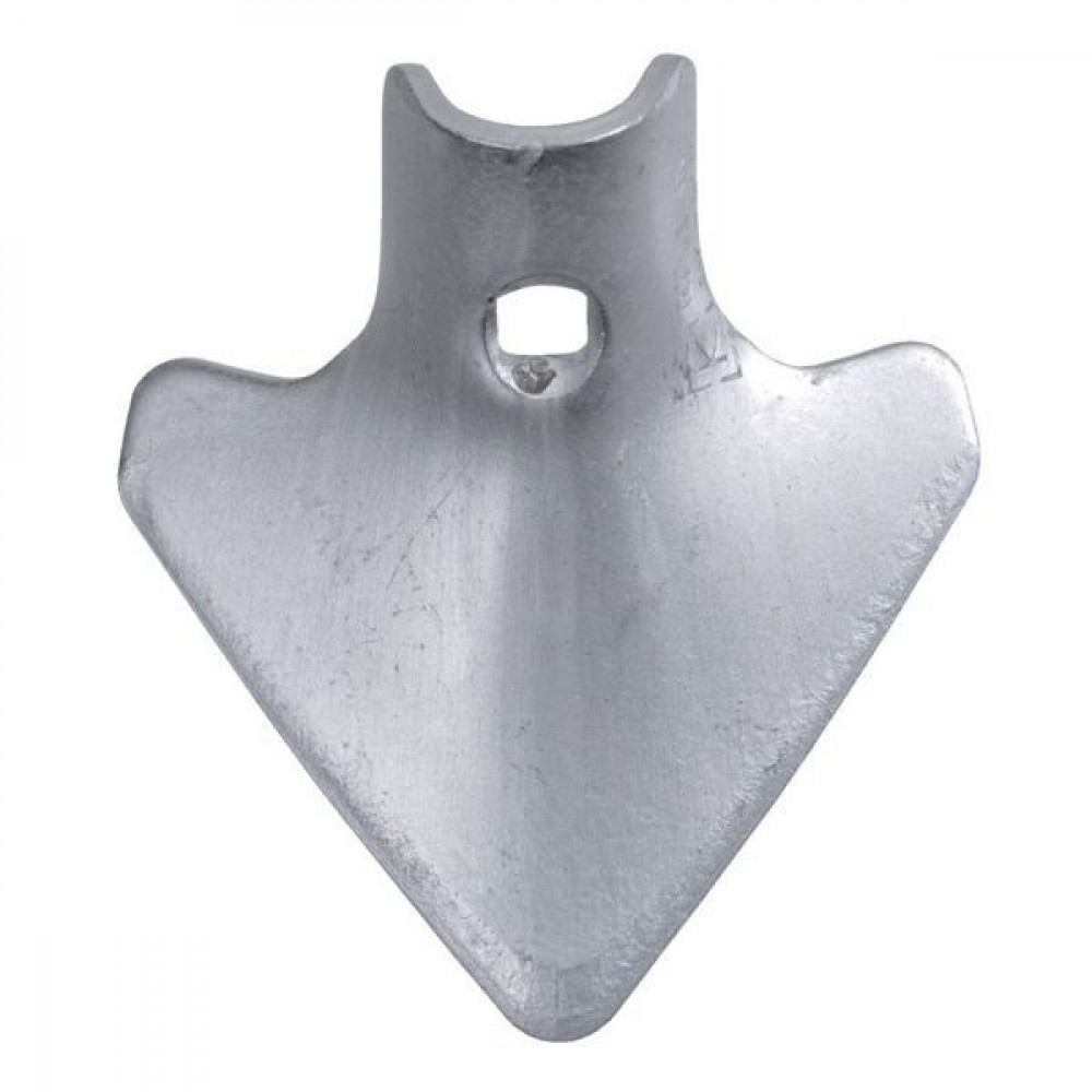 Kongskilde Ganzevoetbeigel 105 mm - 101000031   120 mm   105 mm   4 mm
