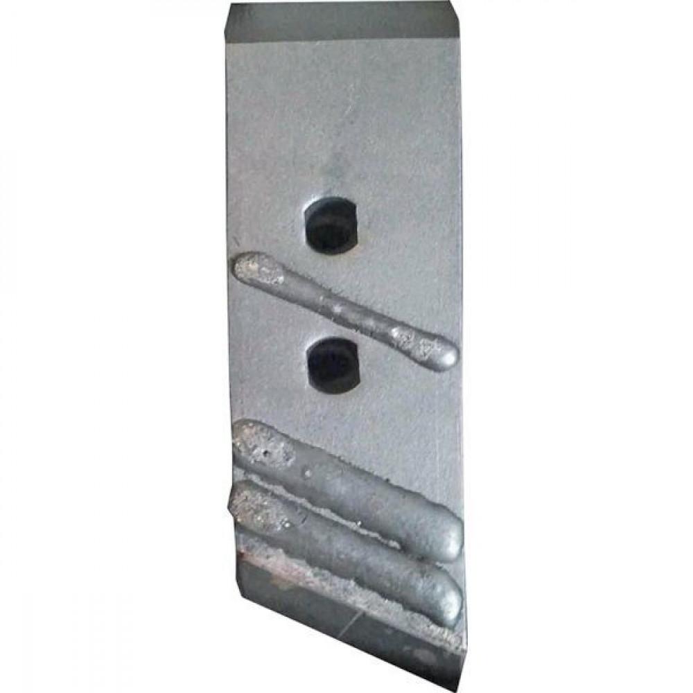 Gelaste ploegschaar R. car. - 27082801CN | 240 mm | 70 mm | 45 mm | Rechts