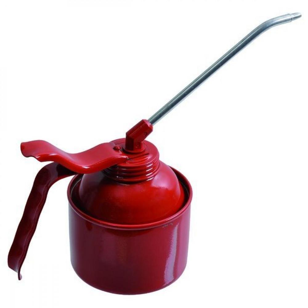 Oliekan metaal rood Pressol | Metalen uitvoering, Inhoud 350 cc / 500 cc