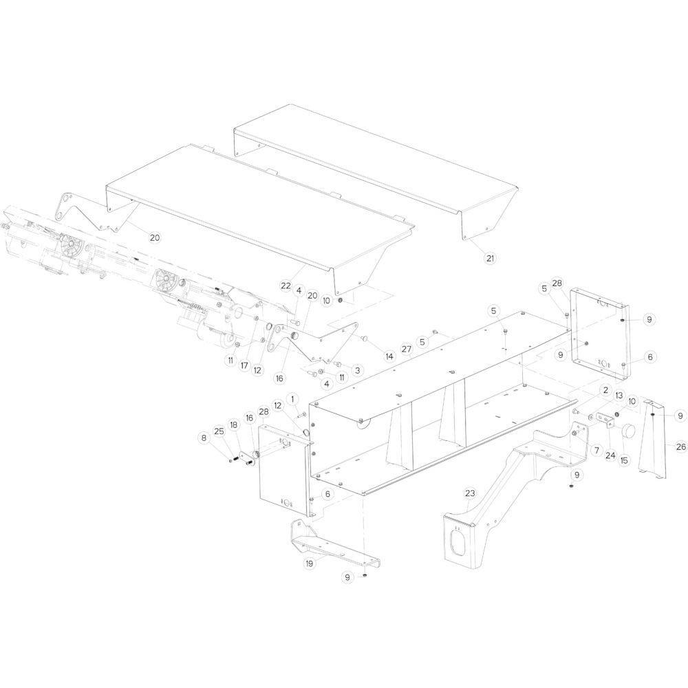 35 Touwbindsysteem passend voor KUHN FB2135