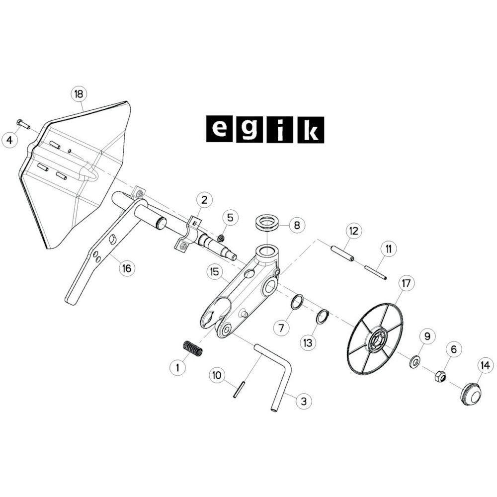 62 Wielkolom 9 passend voor KUHN GF13002