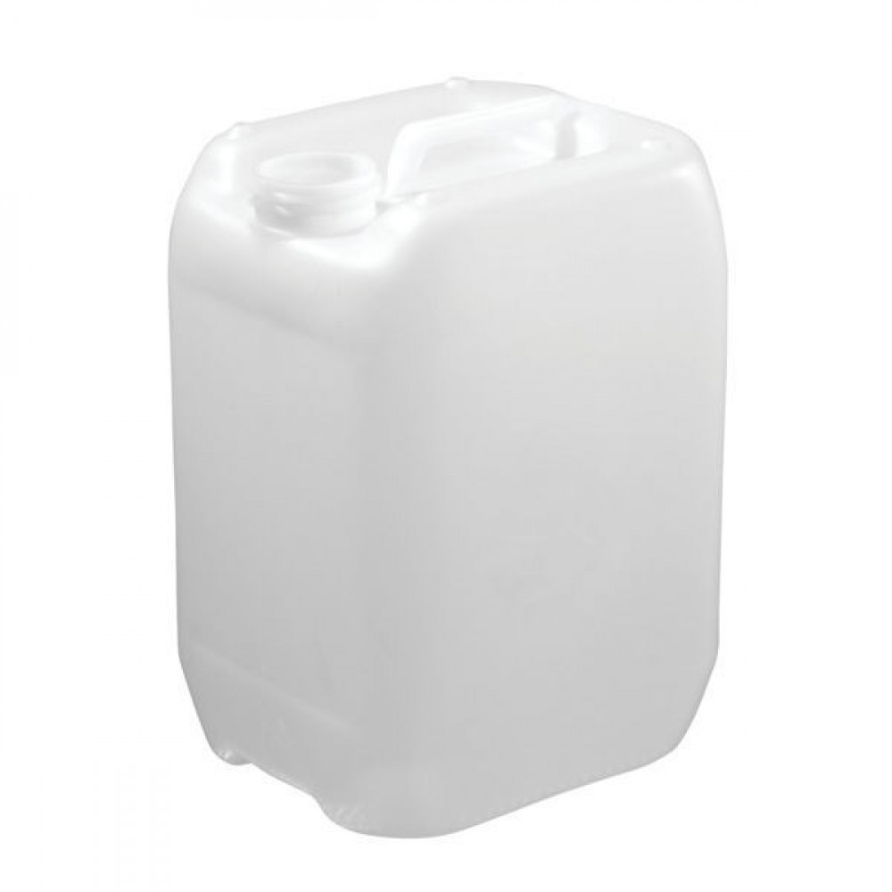 JAGTENBERG Can 10L naturel DIN 61 - JK8610   Materiaal: HDPE   10 l   Kunststof   transparant   199 mm   311 mm   220 mm