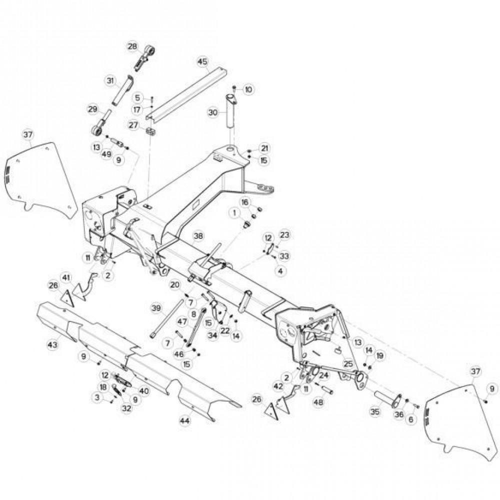 Kuhn Eindstuk - K5600961 | Aant.1