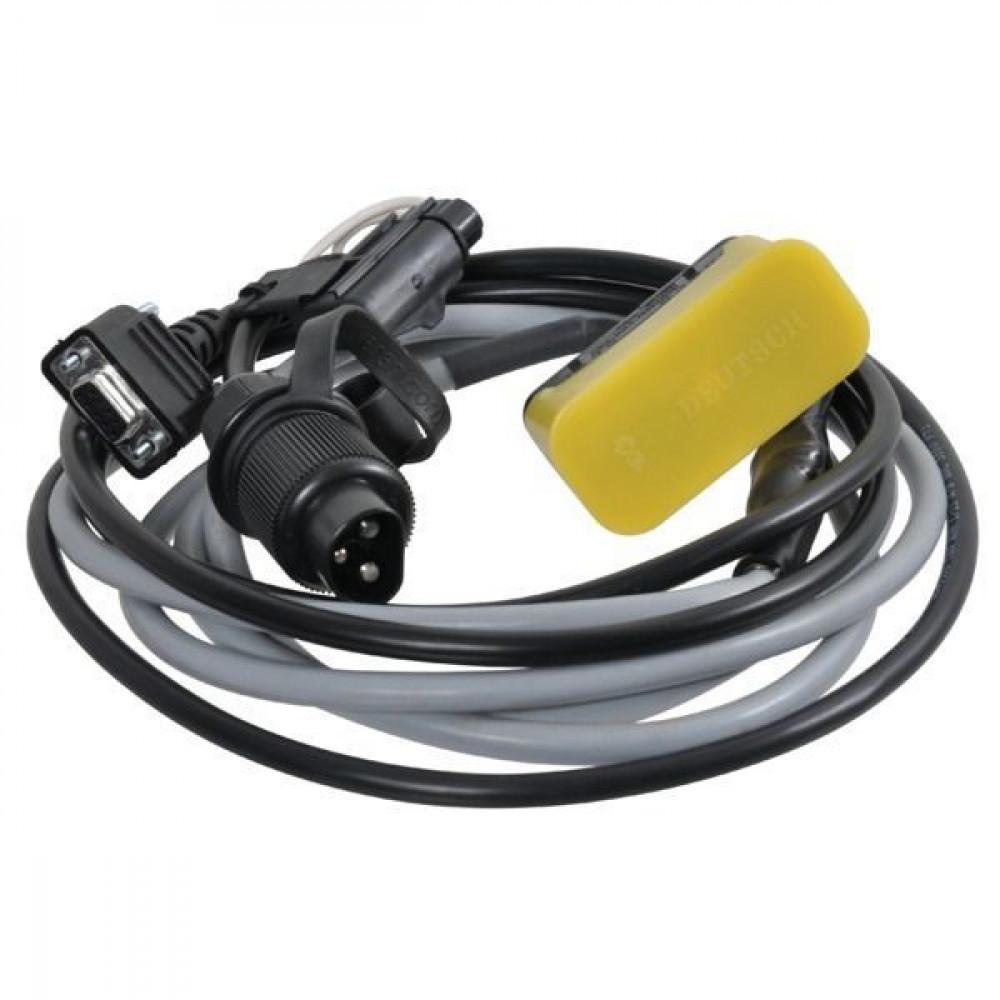 Kabel service AGI-3 -> RS232/1 - TPAKS1