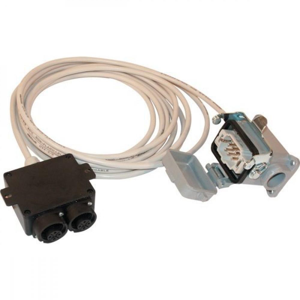 Kabelset met verdeeldoos 5 m - CAS81822 | 5,0 m