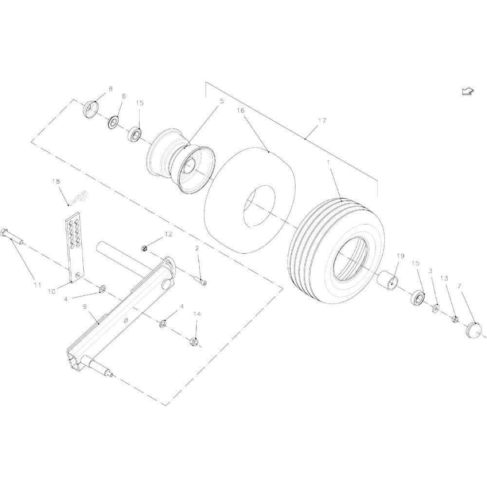 Flensmoer M10 - KG01061361N | Aant.2 | 80201053