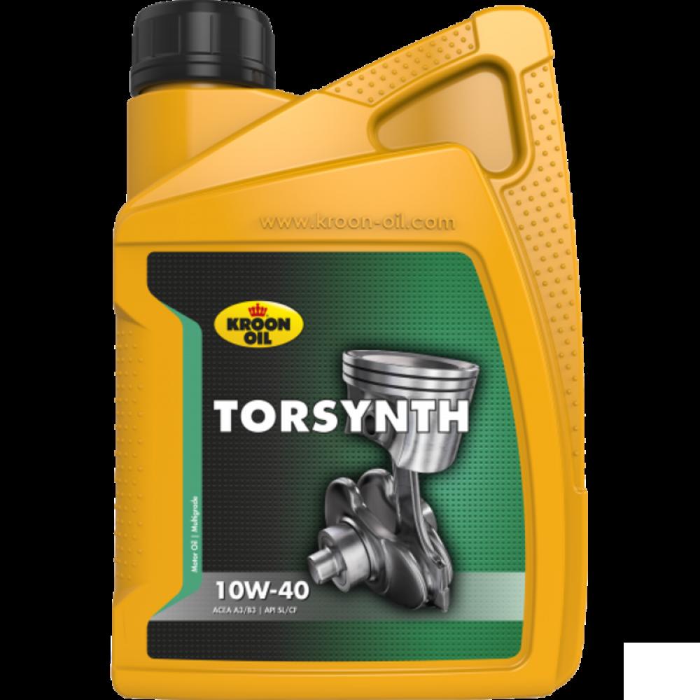 Kroon-Oil Torsynth 10W-40 - 02206 | 1 L flacon / bus