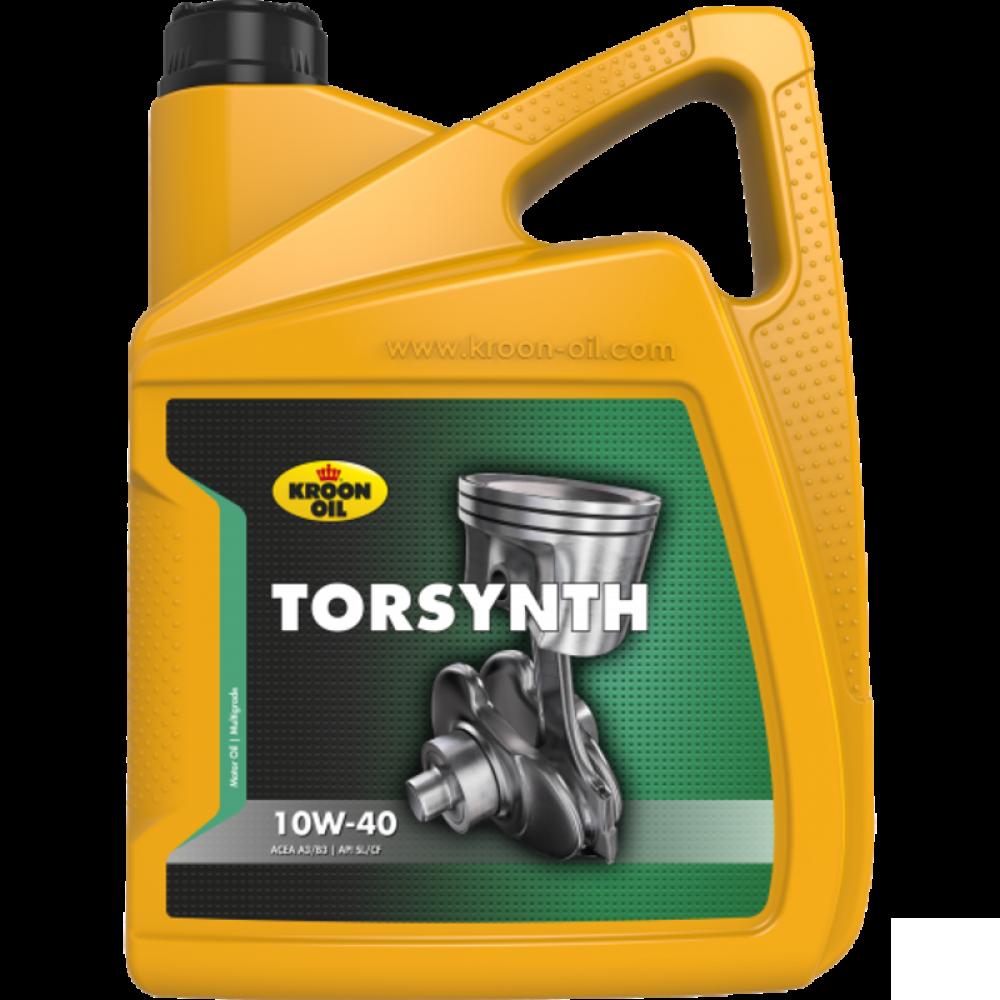 Kroon-Oil Torsynth 10W-40 - 02336   5 L can / bus