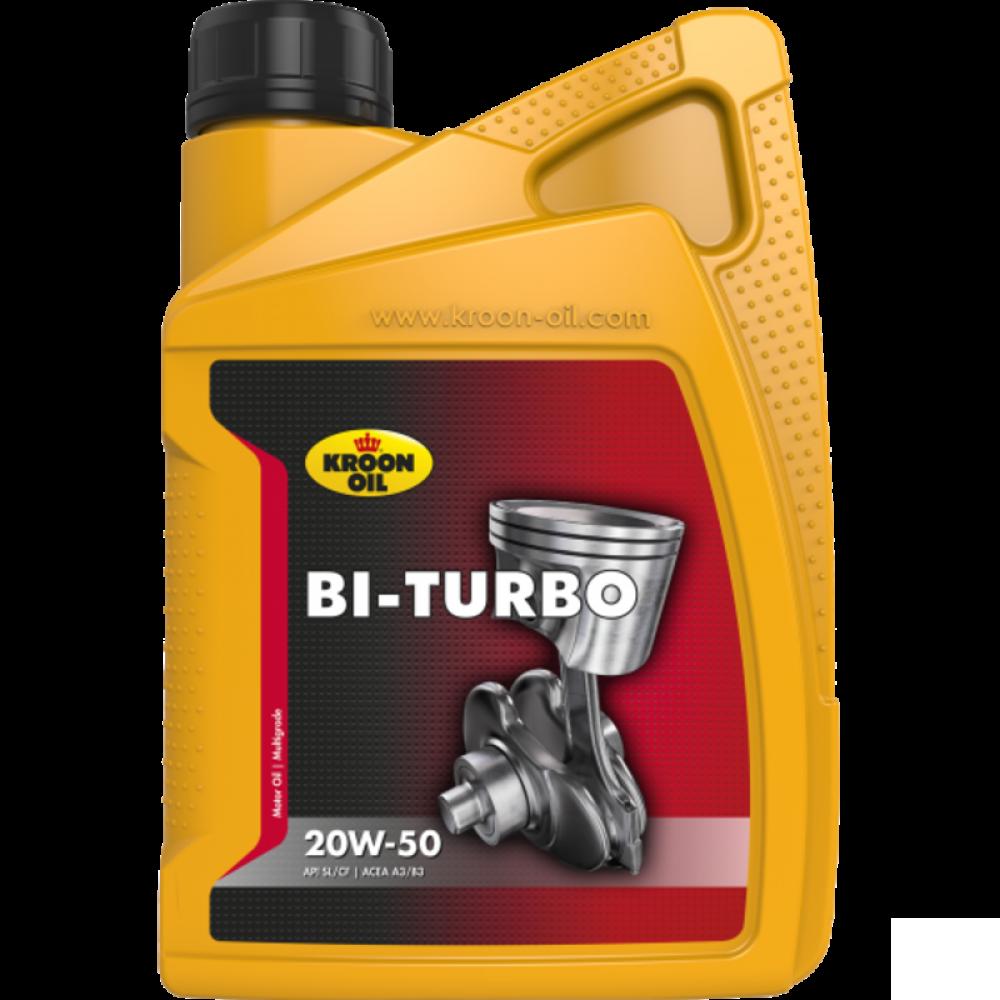 Kroon-Oil Bi-Turbo 20W-50