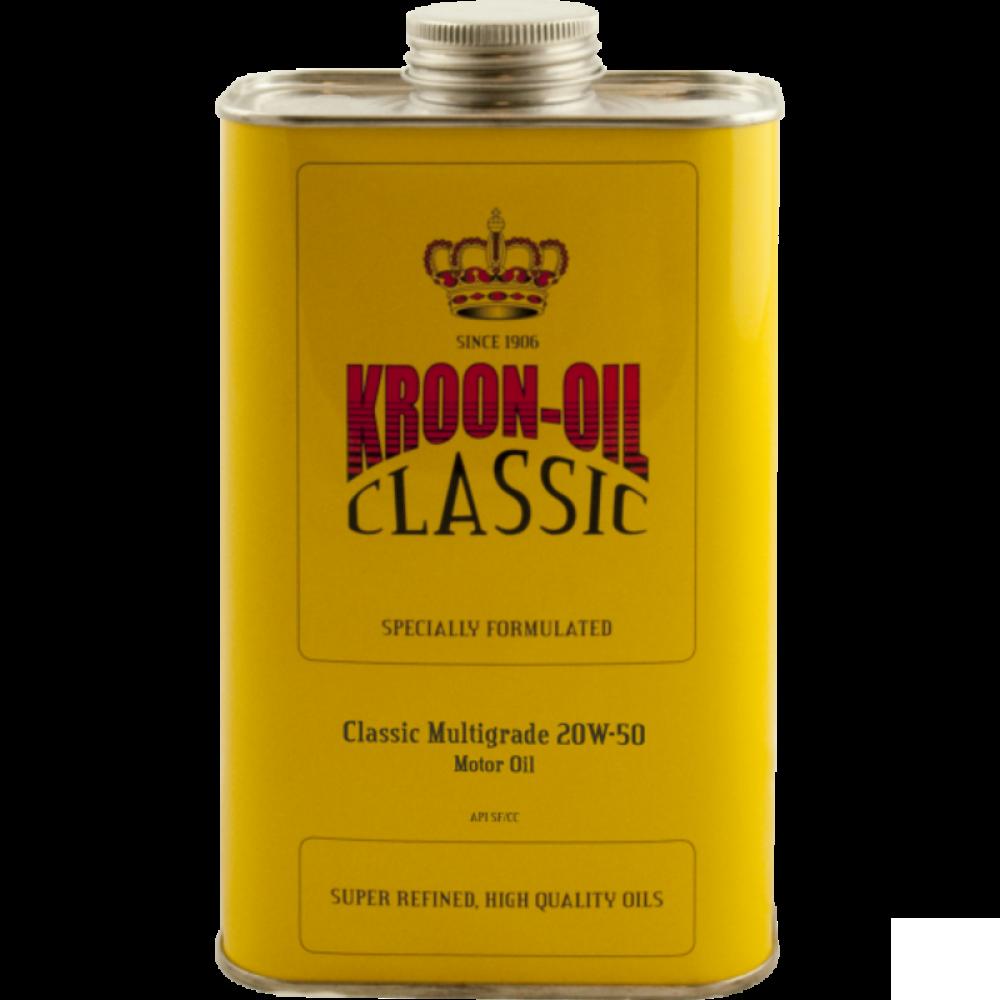 Kroon-Oil Classic Multigrade 20W-50