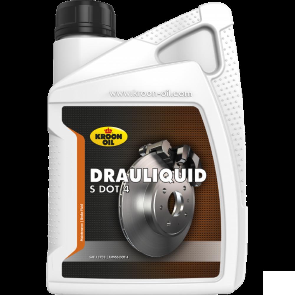 Kroon-Oil Drauliquid-S DOT 4