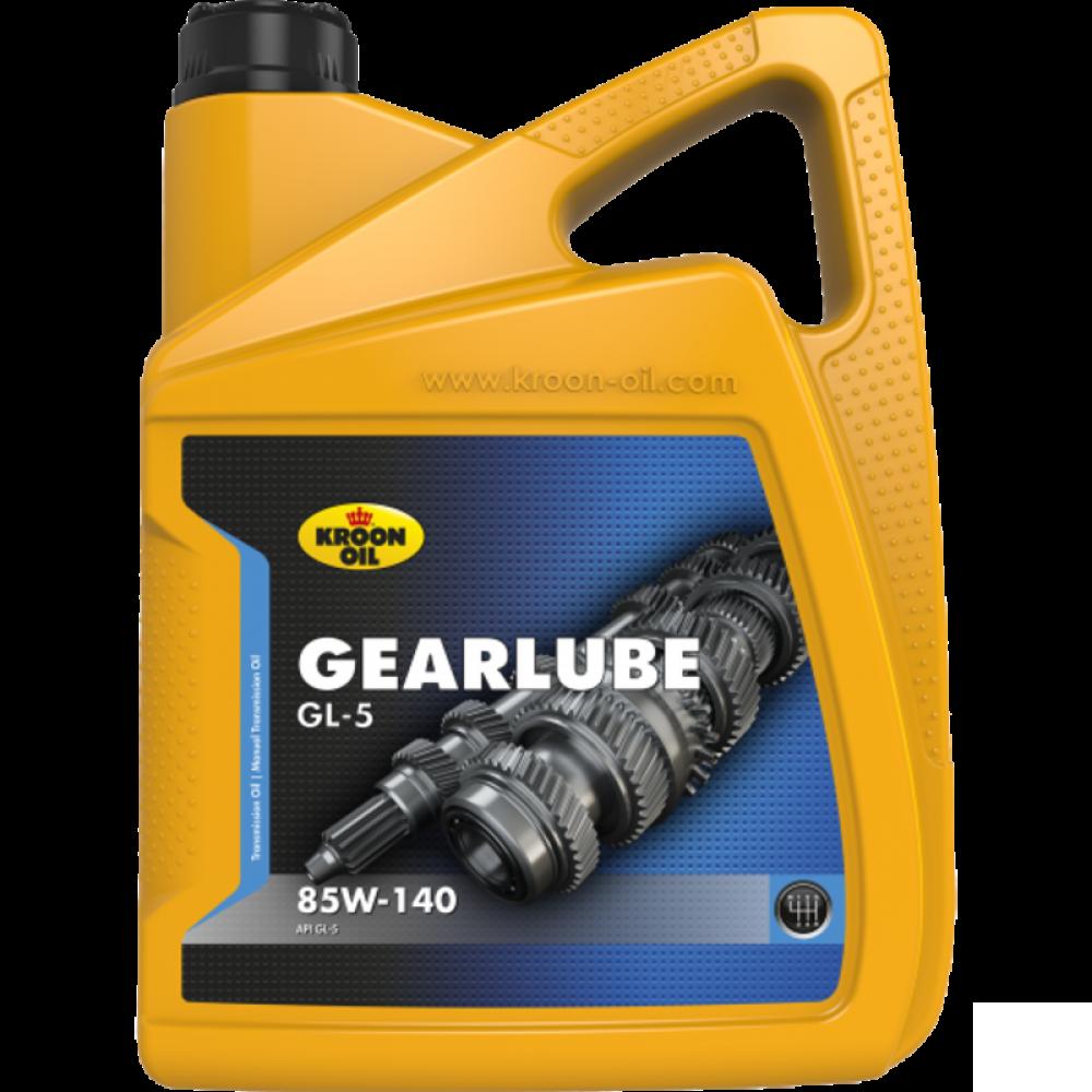 Kroon-Oil Gearlube GL-5 85W-140