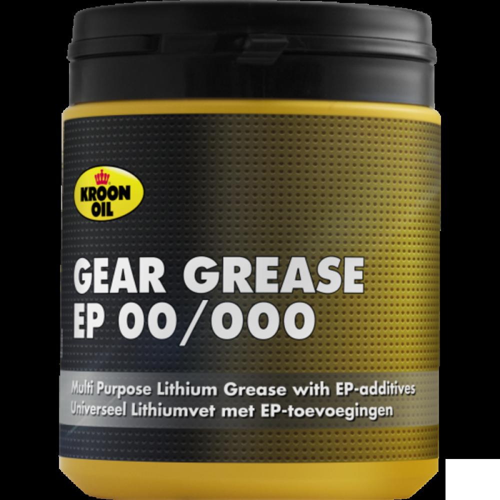 Kroon-Oil Gear Grease EP 00/000