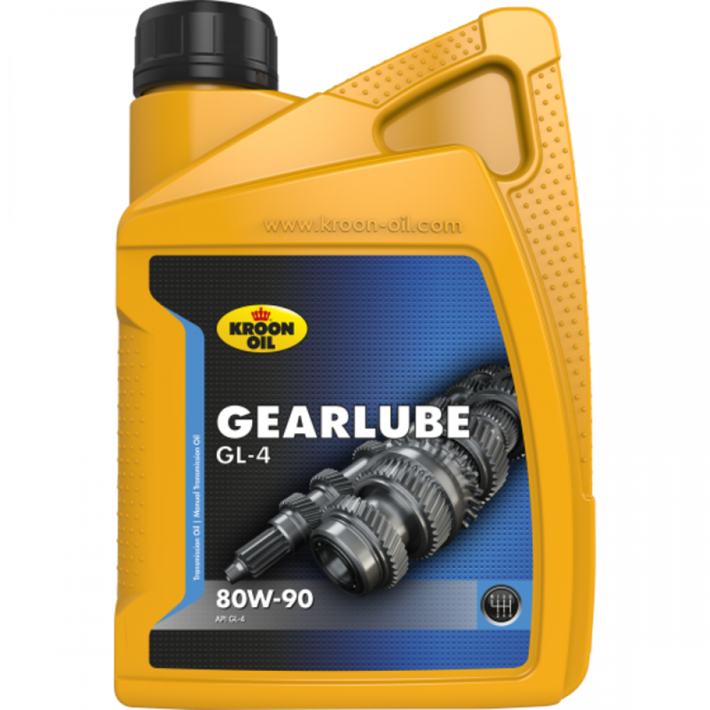 Kroon-Oil Gearlube GL-4 80W-90
