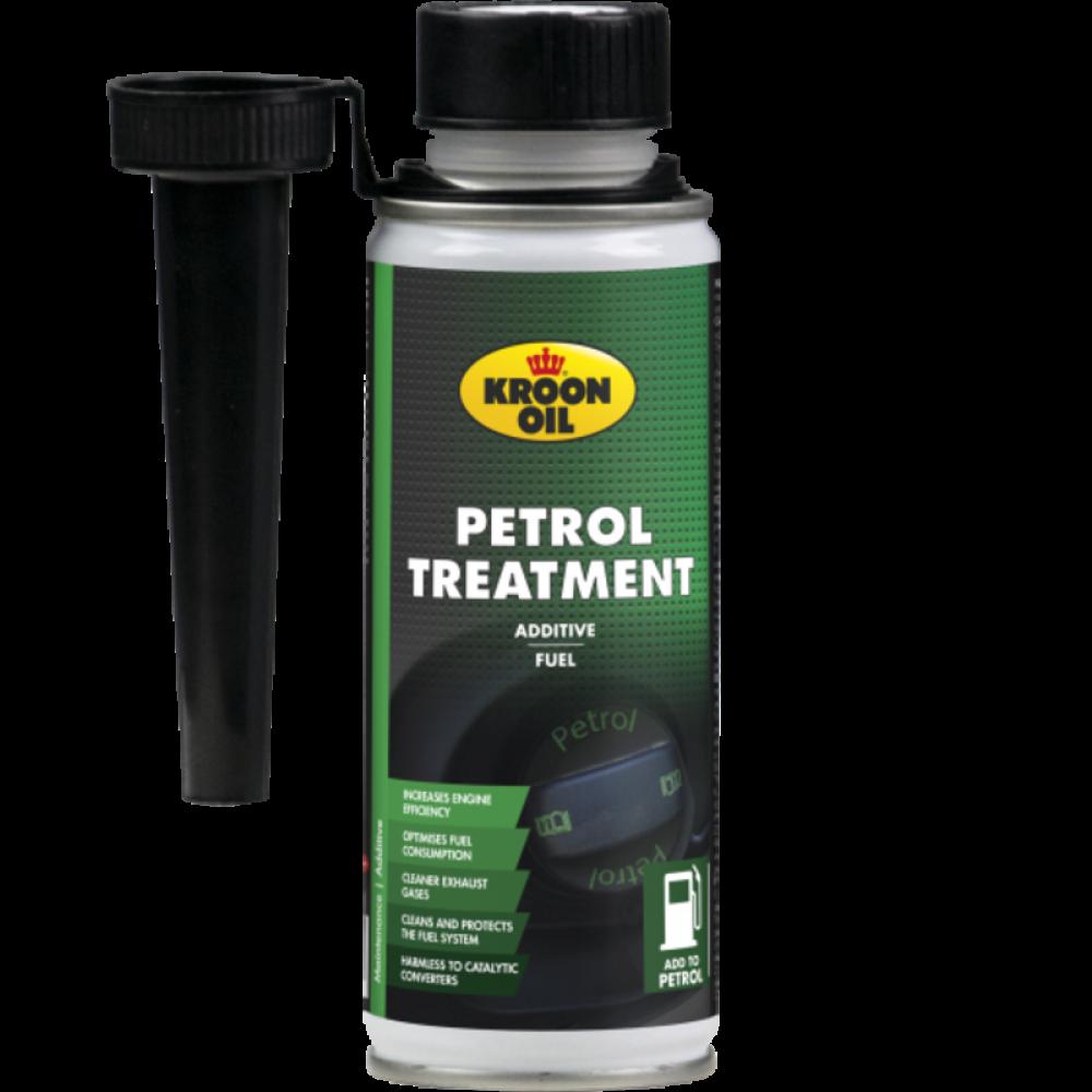 Kroon-Oil Petrol Treatment