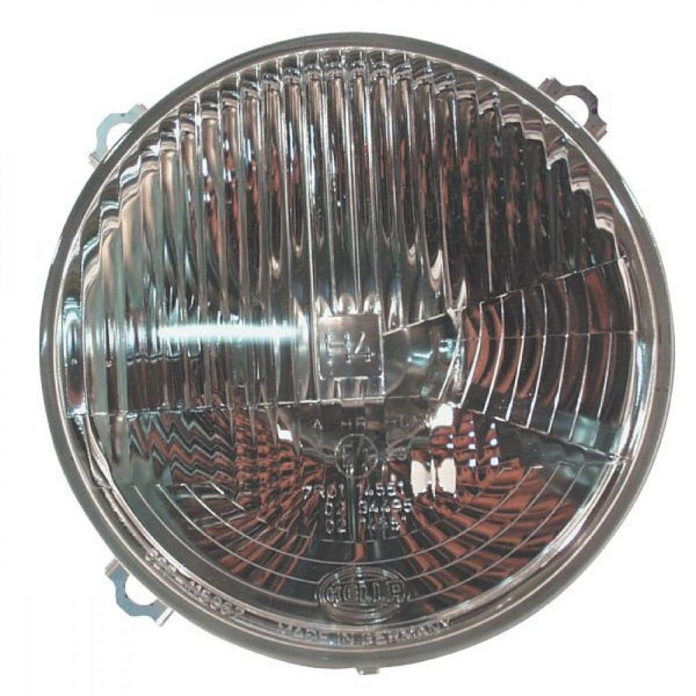 Hella Koplamp - 1A3990016011   dimgrootposition licht   links / rechts   12/24 V   Inbouw   E12 20001 /