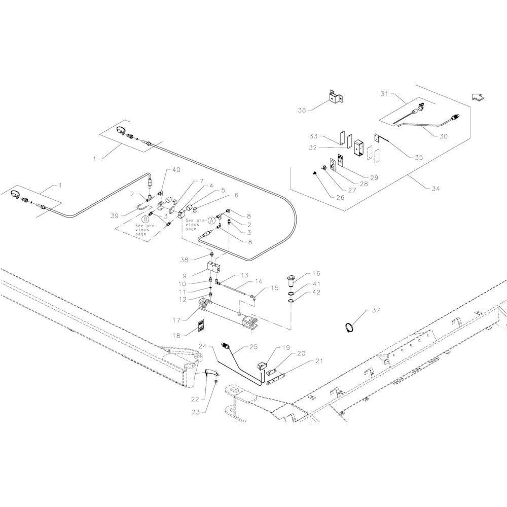 Kverneland / Taarup L-schroefverbinding - KT99404225 | Aant.2