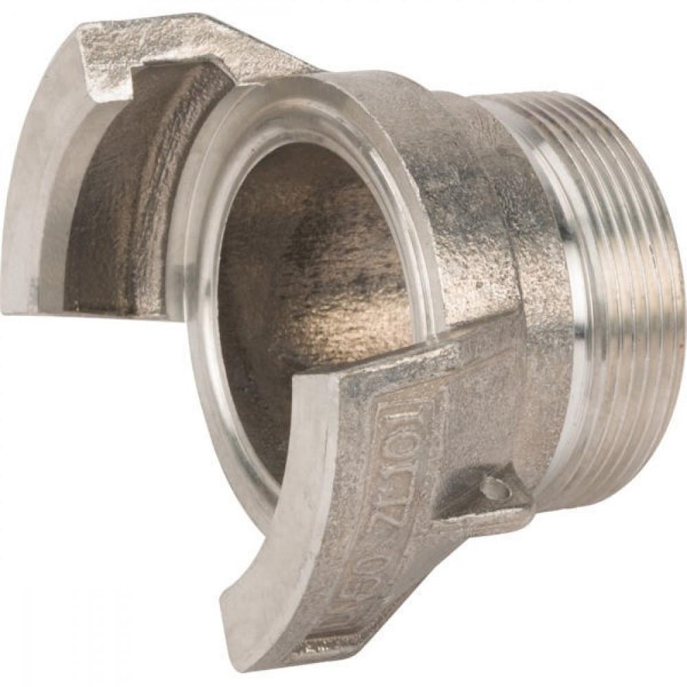 "Koppeling DN50, BUD 2"" - LGM050 | Aluminium | 16 bar | Guillemin"