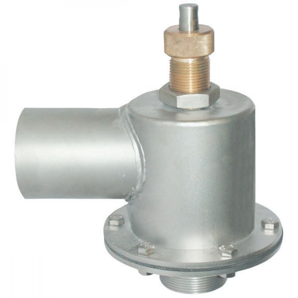 "Overdruk vent. regelb. 2"" RVS - MI214Z | 0,2 1 bar | 2"" Inch | 76 mm"