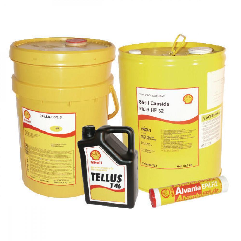 Shell Lager en circulatieolie 20ltr - MORLINAS2B15020 | 20 l