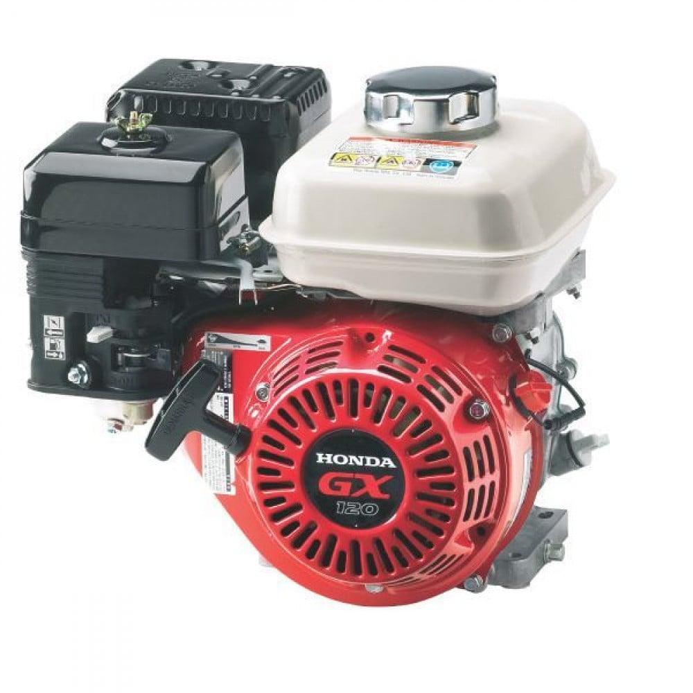 Honda Motor-H 3,5pk 18 mm - GX120UT2SMA7OH | GX120UT2-SM-A7-OH | 3,5 Hp | 18 mm | 53,2 mm | 118 cc | 2 l
