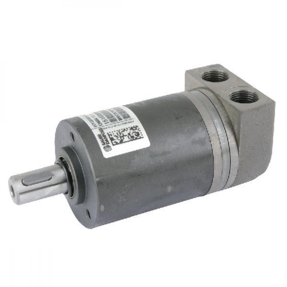 Danfoss Orbitmotor as Ø16 zijaansluit. - OMM20151G0005 | 112,5 mm | 8,5 mm | 20 l/min | 5x5x16 mm | 19,9 cm³/rev cc/omw | 100 bar | 140 bar | 200 bar | 1000 Rpm omw./min. | 30 Rpm | 2,5 daNm da Nm | 2,4 kW | OMM9AFD
