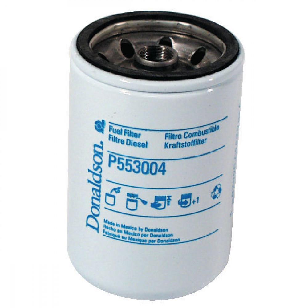 Donaldson Brandstoffilter - P553004 | 120 mm H | M16 x 1,5 G | Spin on