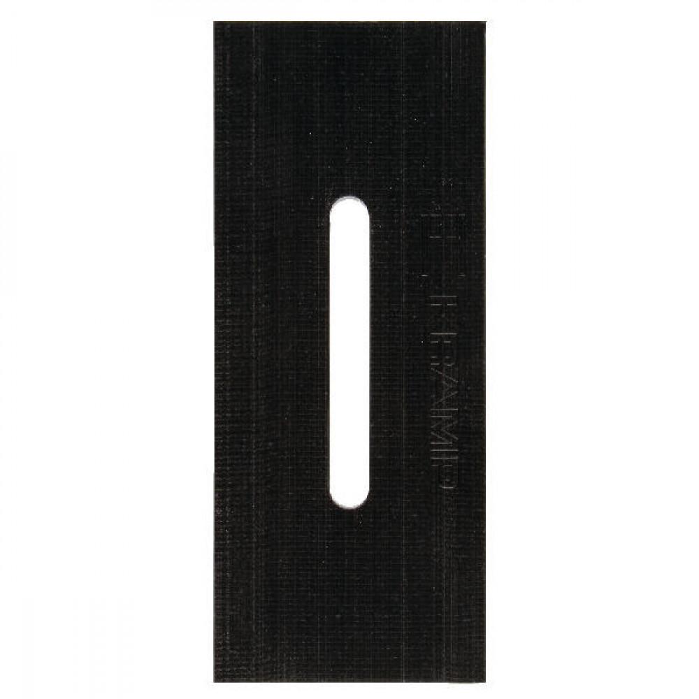 Afstrijker kunststof Kramp - RLQ292KR | 170 mm