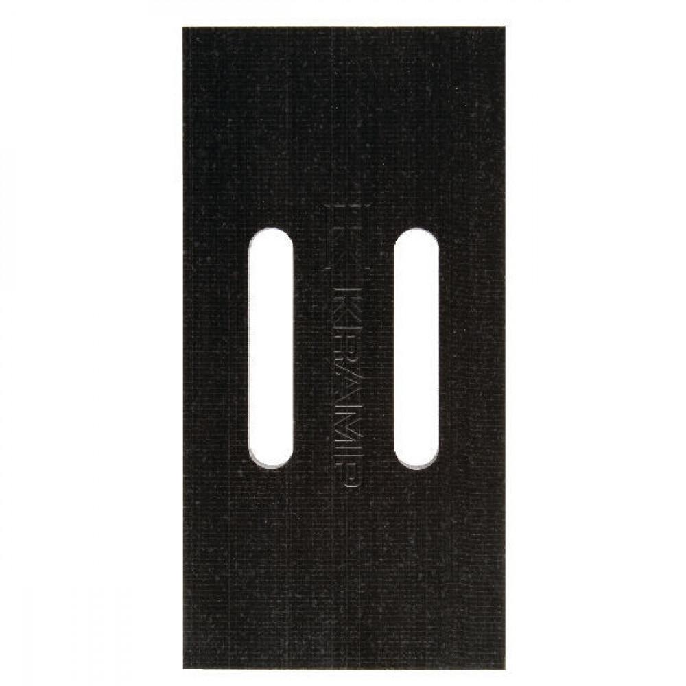 Afstrijker kunststof Kramp - RLQ293KR | 160 mm