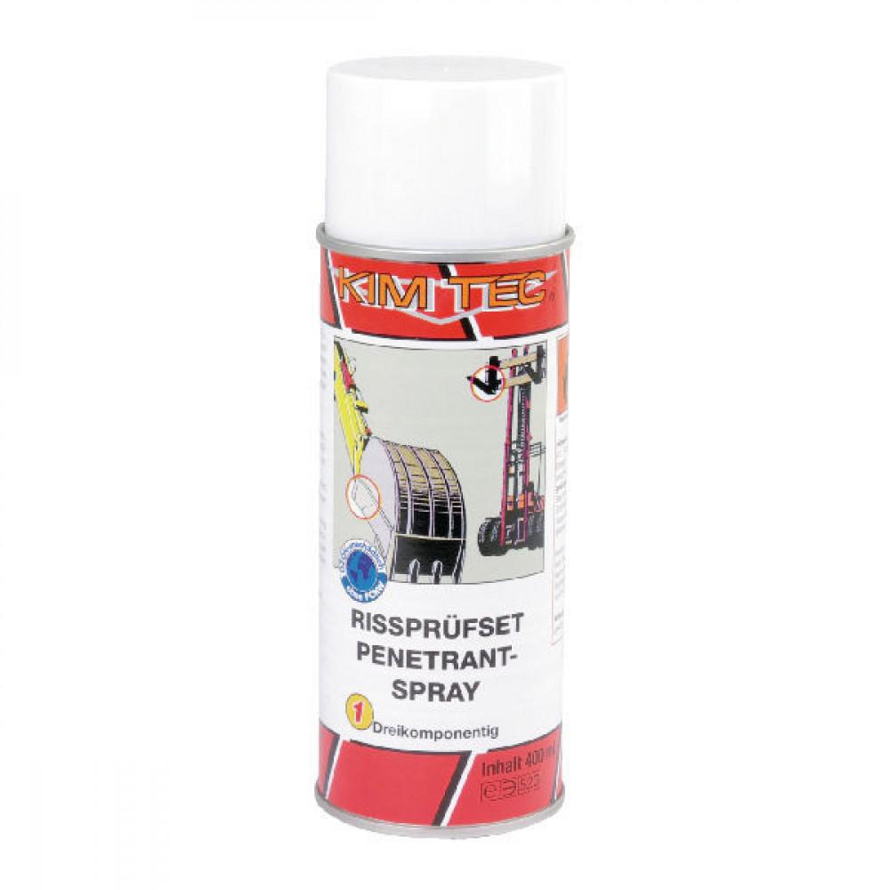 KIM-TEC Penetrant rood 400 ml - SP4980003 | 400 ml