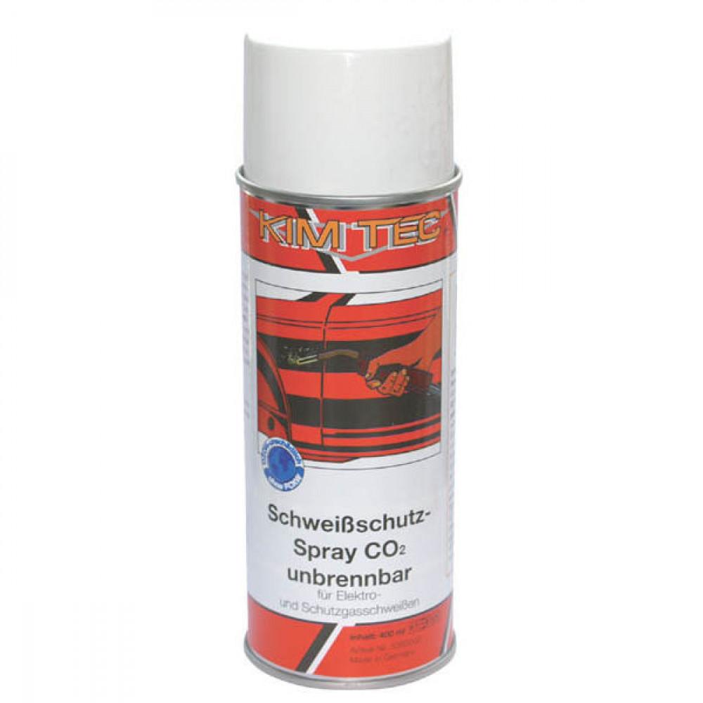 KIM-TEC Antikleefspray CO2 - SP5380002   Onbrandbaar   Veilig   400 ml
