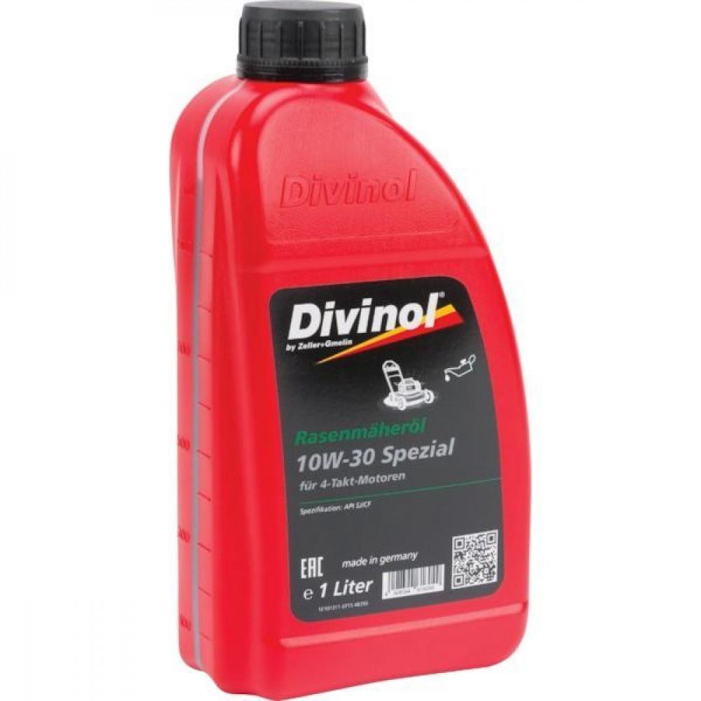Divinol Grasmaaierolie 10W-30 600 ml - SP81250   0,6 l   0,6 kg of ltr   94,4 %