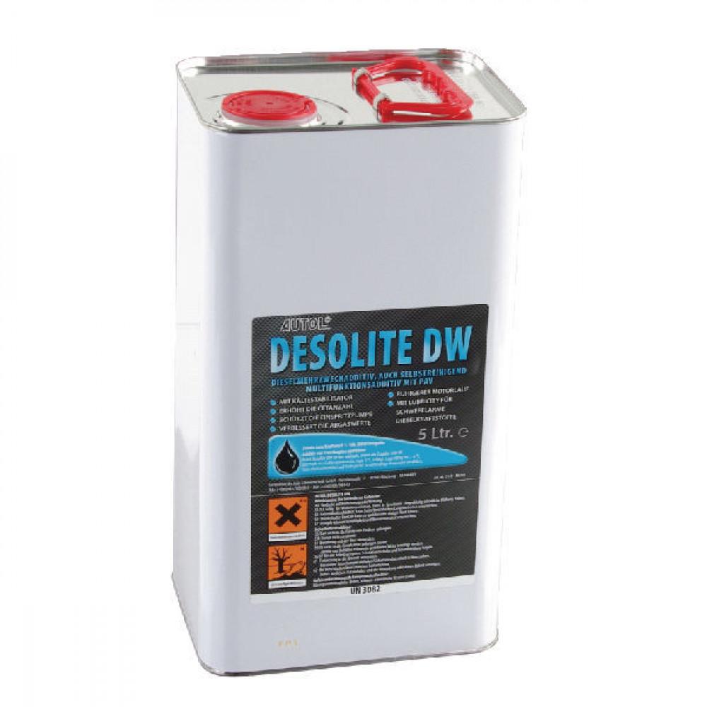 Systeemreiniger Desolite DW Autol 5l - SP87291