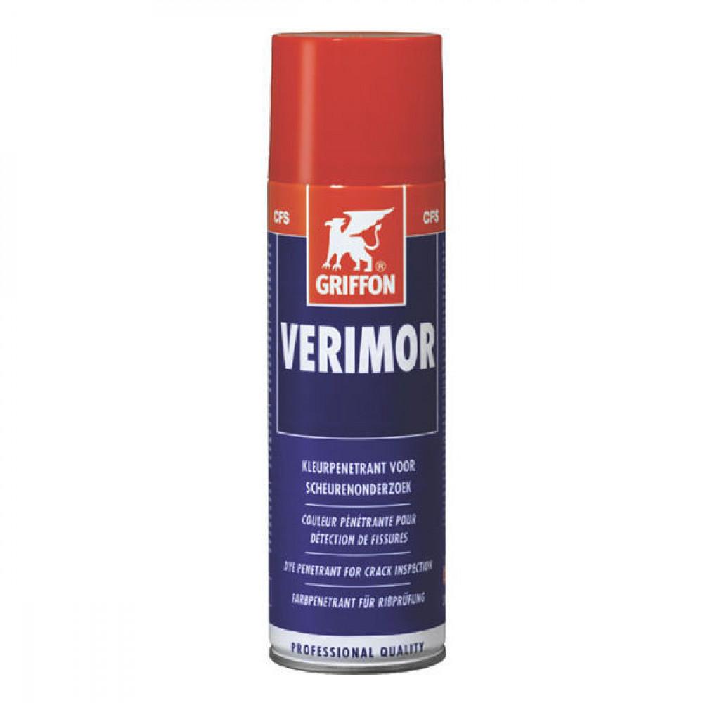 Griffon Verimor 300 ml - SP91817 | kleurpenetrant is rood | 300 ml