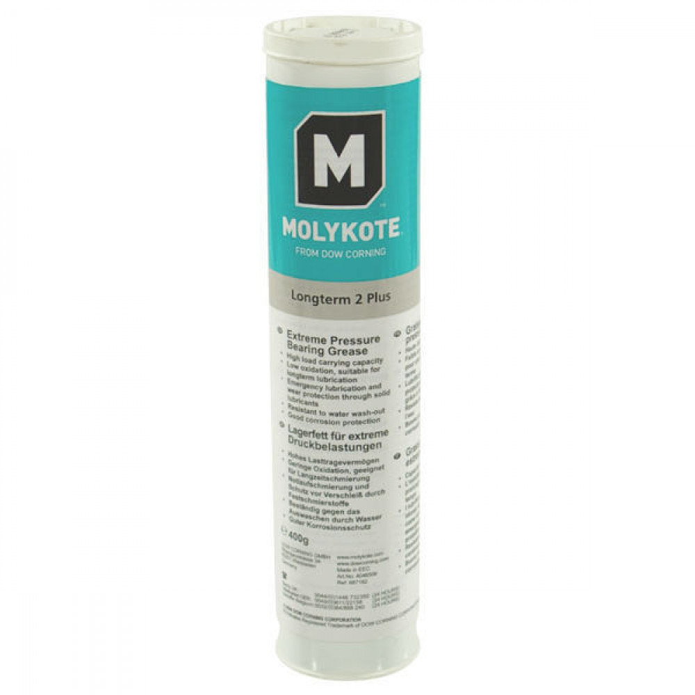 Molykote Smeervet Longterm 2 Plus 400g - SP980140 | +175ºC