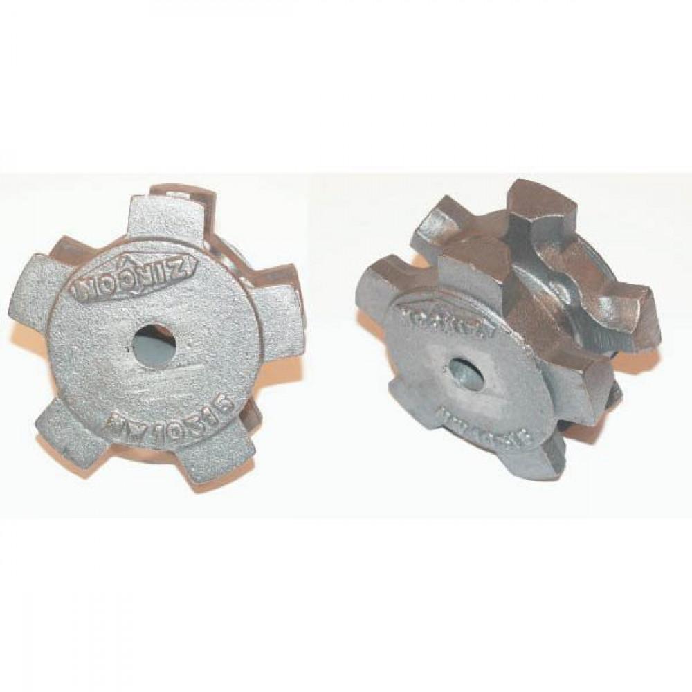 Spanrol - CR752741 | 41 mm | 27 mm | 10 x 26,2 mm