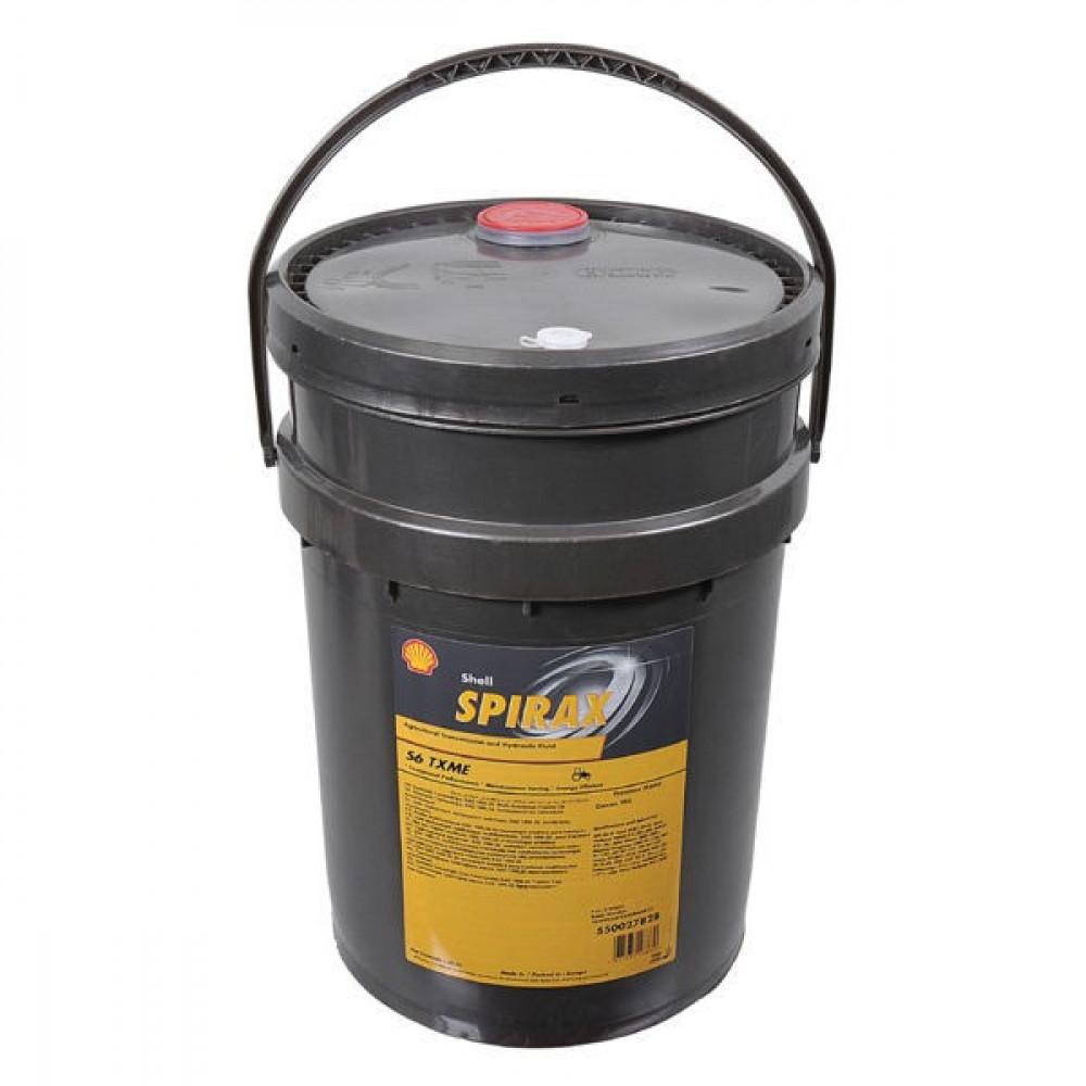 Transmissieolie 20 ltr Shell - SPIRAXS6TXME20 | 20 l