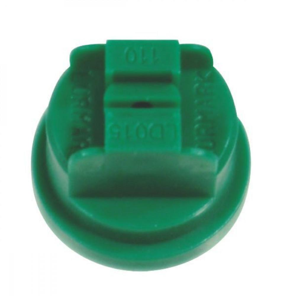 Agrotop Spleetdop LD 110° groen kunststof - LD110015 | 2 4 bar | Kunststof