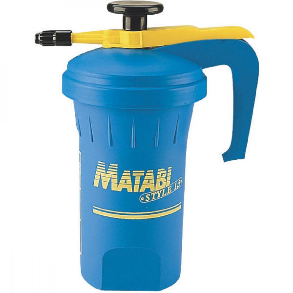 Matabi Drukspuitapparaat 1 l - SPM83841 | Licht in gewicht | Grote vulopening | Voor particulier gebruik | Complete handsproeier | Verstelbare sproeier